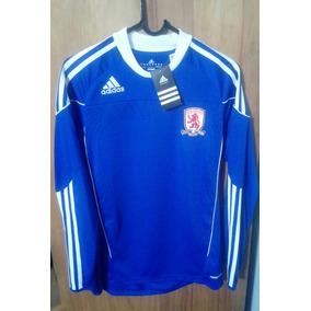 Camiseta Middlesbrough Inglaterra 2010 adidas (nueva)