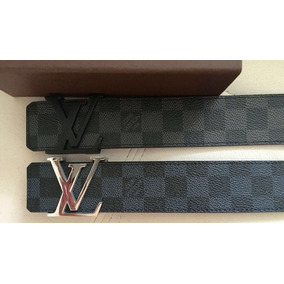 Cinturon Louis Vuitton Original - Cinturones Hombre Louis Vuitton en ... 08672ddc196