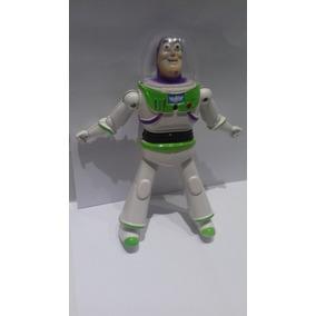 Buzz Lightyear Gira Toy Story Robo Brinquedo Disney