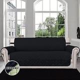 Fácil De Llevar Sofá Cubiertas, Fundas, Reversible Acolchado