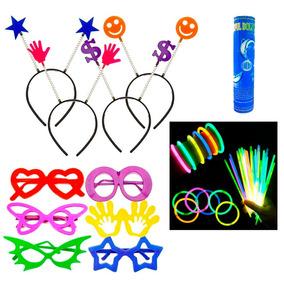 Kit Óculos Plastico Neon Carnaval - Artigos para Festas no Mercado ... 34ce180a45