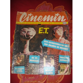 Xuxa Revista Cinemim Filme Et Editora Ebal Ano 1983