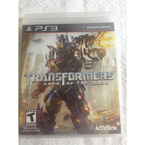 Game Transformers Dark Of The Moon Do Playstation3