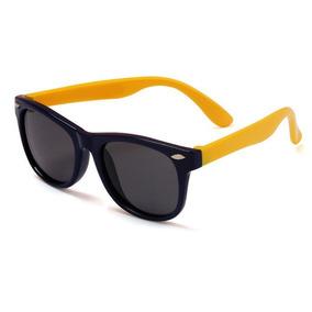 Óculos De Sol Infantil Flexível Polarizado 2 A 7 Anos 35695844af