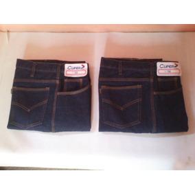 Pantalon Jeans 3 Costuras Industrial Talla 32 Cuper Nuevo