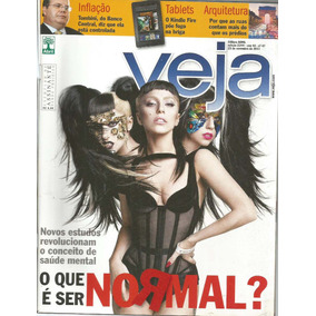 Veja 2244 O Que E Ser Normal? - Abril - Bonellihq Cx419 H18