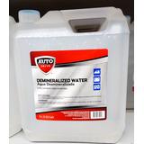 Agua Destilada, Desmineralizada 5lt Bidon