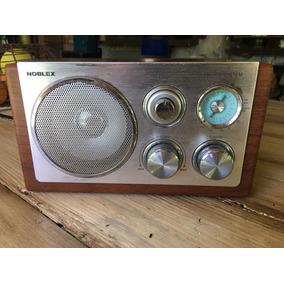 Radio Am Fm Retro Año 1990 Funciona No Chapa Esmaltada