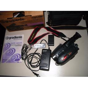 Câmera Filmadora Gradiente Vhs Gcp 165cr
