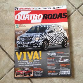 Revista Quatro Rodas 593 Jul2009 Audi A6 Toyota Iq Tac Stark