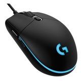 Mouse Gamer Optico Logitech G Pro Gpro Gaming 16000dpi Htg