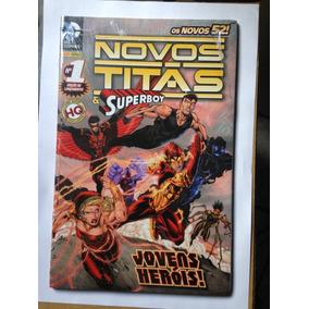 Novos Titãs & Superboy #1 (dc / Panini)