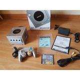 Nintendo Game Cube Con Caja (completa) - Chipeada