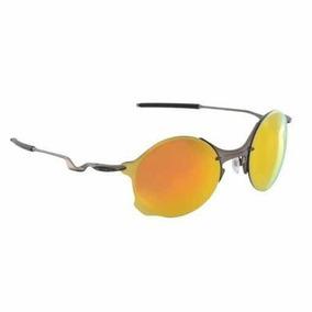 b9b7a39dd45b9 Óculos Oakley Tailend Pewter Polarizado - Laranja E Amarelo