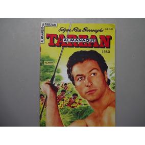 Almanaque Tarzan 1953 - Réplica