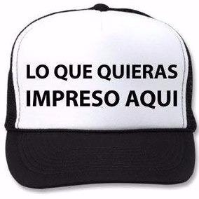 Gorro Personalizado - Gorros para Hombre en Mercado Libre Uruguay c627e9ad9e0