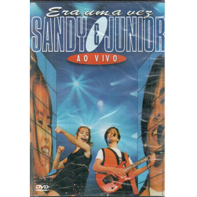 Dvd Original Era Uma Vez Sandy E Junior (cx 12) Ok