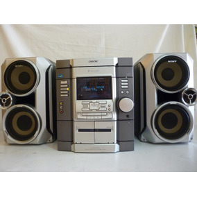 Equipo De Sonido Sony Hcd Gpx5g - Audio para el Hogar en Mercado