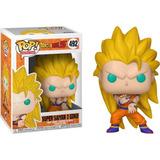 Funko Pop - Dragon Ball Z - Super Saiyan 3 Goku #492 - Nuevo