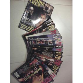 Roadie Crew Lote 19 Revistas N 36 A 54