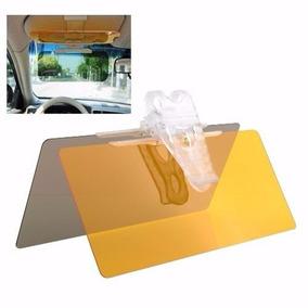 Viseira Quebra Sol Dia E Noite Hd Vision Visor Car Proteção