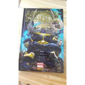 A Ascensão De Thanos De Jason Aaron