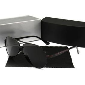 8a43acecaa27f Oculos Sol Aviador Vermelho C De - Óculos no Mercado Livre Brasil