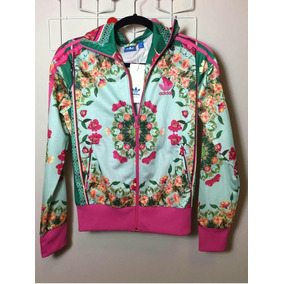 42880c26d20 Casaco Adidas Floral Femininos - Casacos no Mercado Livre Brasil