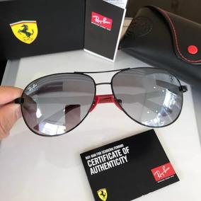 5b5dd32c0c1 Oculos Sol Ferrari Masculino Original - Óculos no Mercado Livre Brasil