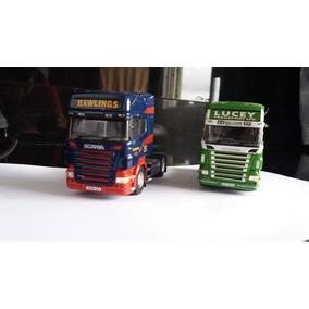 Miniatura Scania 1/50