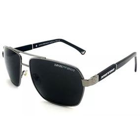 Kit 2 Oculos De Sol Masculino Ea3071 Premium Lente Polariza b9464a11f7