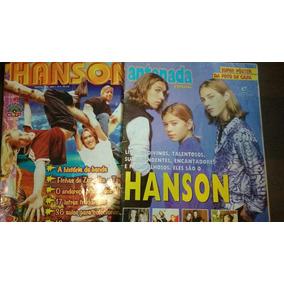 Revistas Hanson - Doaçao