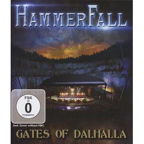 Hammerfall - Gates Of Dalhalla - Dvd + 2 Cds, Lacrado