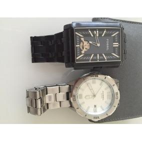3b57bf13031 Relogio Fossil Usado Arremate - Relógios