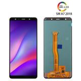 Tela Frontal Display Lcd A7 A750 2018 Samsung Original