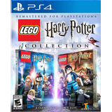 Lego Harry Potter Collection Ps4 Español Delivery Stock Ya
