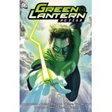 Green Lantern No Fear Tpb En Inglés