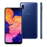 Celular Samsung A105m Galaxy A10 Duos Tela 6.2 32gb Azul
