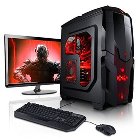 Pc Gamer Completo I5/8gb/hd1tb/vídeo2gb/monitor E Kit Gamer