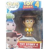 Muñecos Toy Story 4 Tipo Funko Pop - Coleccionables!!