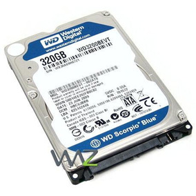 Hd De Notebook Western Digital 320gb Sata Wd3200bev