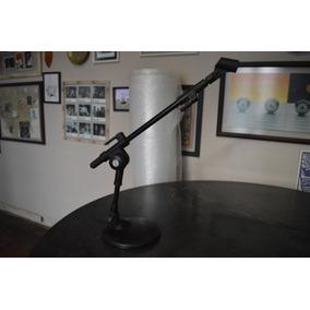 Pedestal Microfone De Mesa Vector Cachimbo