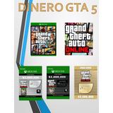 1 Millon De Dinero Gta V Online Xbox One