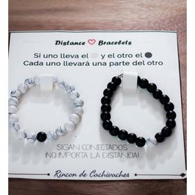 Distance Bracalets / Pulseras Pareja