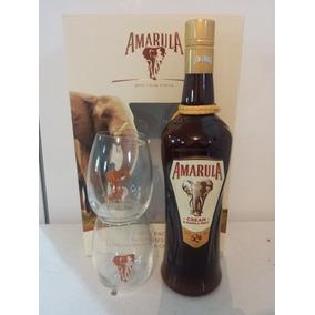 Amarula 700 Ml + 2 Lindos Copos De Brinde