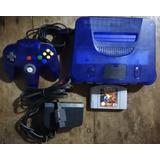 Nintendo 64 Edicion Especial N64