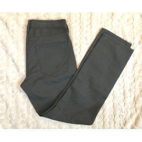 Jeans Gap Color Gris Oscuro Talla Us31/30 Slim Nuevo