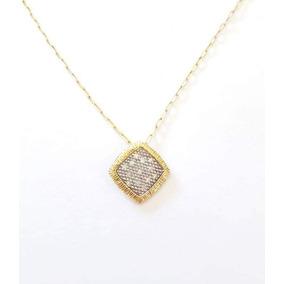 6d3f703d7ada7 Vivara!!pingente Pomba De Ouro 18k 750 Com Diamantes Paz - Joias e ...