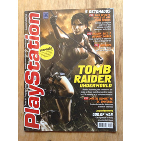Revista Playstation Nº 119 Frete Para Todo O País 5,00
