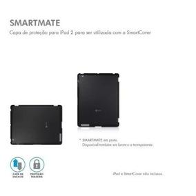 Capa Case Smart Preto Para Apple Ipad Modelos 2 / 3 E 4